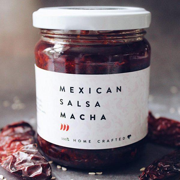 Mexican Salsa macha buy in london uk